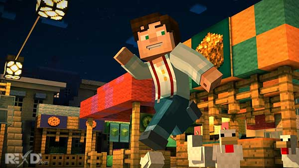 Minecraft Story Mode 1 37 Apk + Mod (All Unlocked) + Data Android