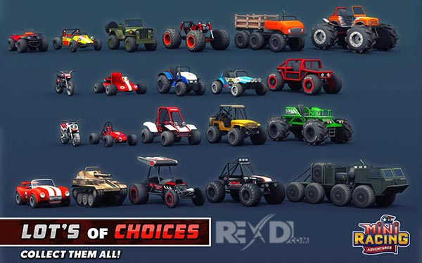 Mini Racing Adventures Android