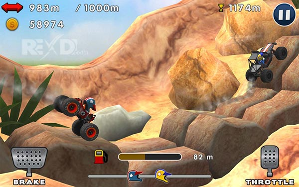 Mini Racing Adventures Apk