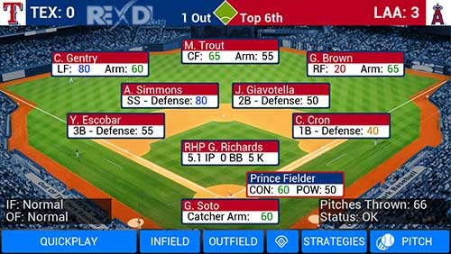 MLB Manager 2016 Apk