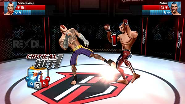 MMA Federation Apk