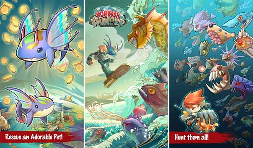Mobfish Hunter Apk