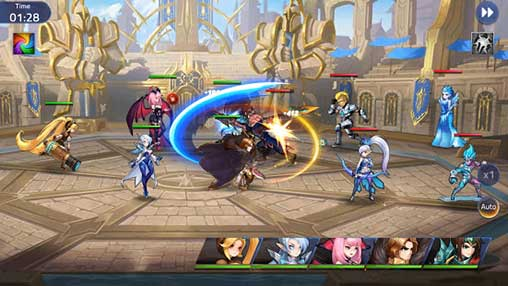 Mobile Legends: Adventure 1 1 24 Apk + MOD (Money) Android