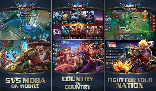Mobile Legends Bang bang 1 4 11 Apk MOD (Money/One Hit/Map)