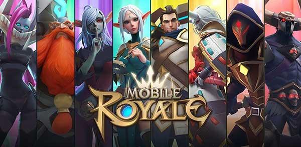 Mobile Royale MMORPG Mod