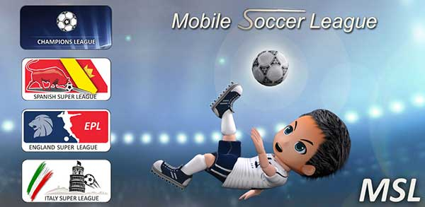 Mobile Soccer League Apk