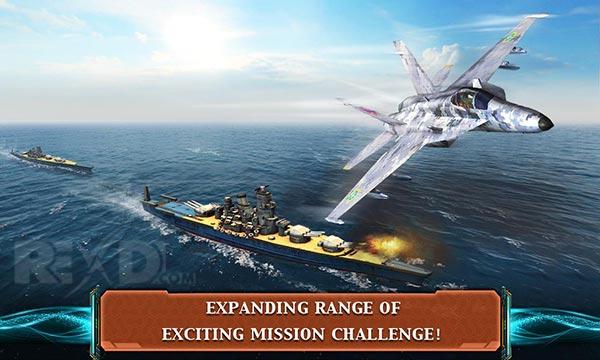 Modern Air Combat Infinity Apk