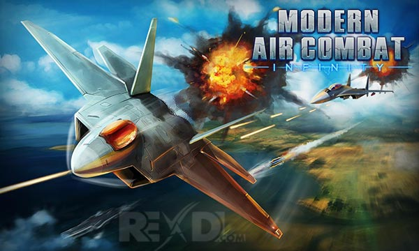 Modern Air Combat Infinity 1 5 0 Apk + Mod + Data Android