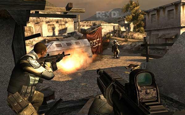 Modern Combat 3 Fallen Nation Apk
