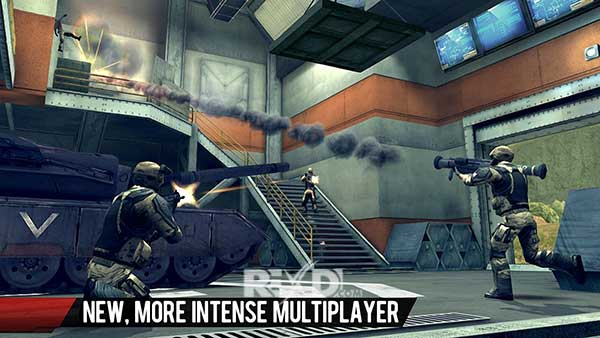 Modern Combat 4 Zero Hour Apk