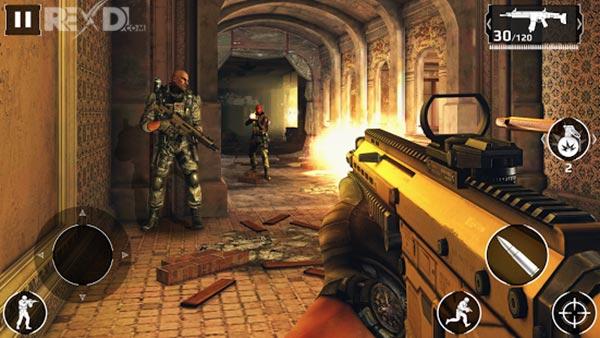 Modern Combat 5: Blackout obb