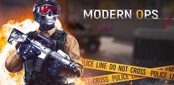 Modern Ops - Online FPS Mod