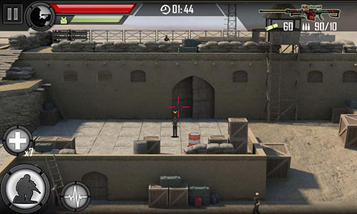 Modern Sniper Apk