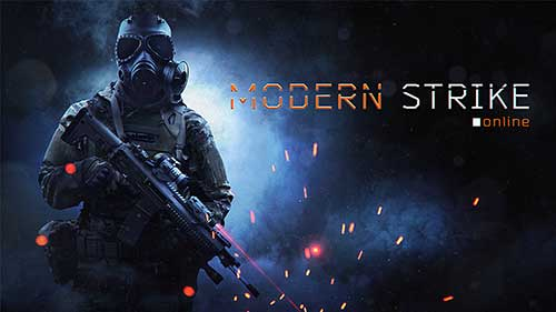 Modern Strike Online 1.46.0 Apk MOD (Ammo/No Recoil) Android