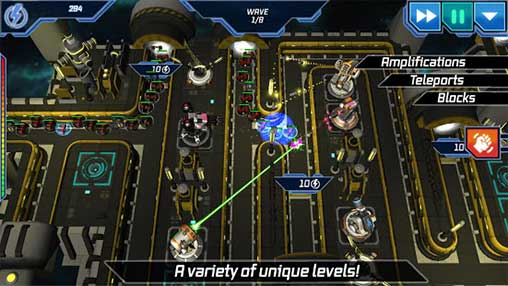 Module TD. Sci-Fi Tower Defense Apk