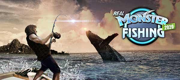 Monster Fishing 2020 Cover
