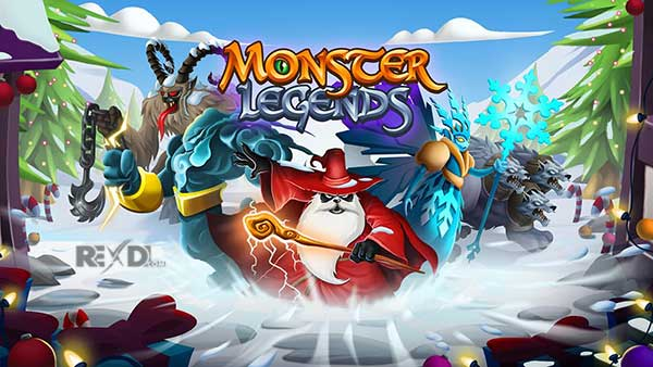 Monster Legends 9.2.14 Apk + Mod (Win With 3 Stars)