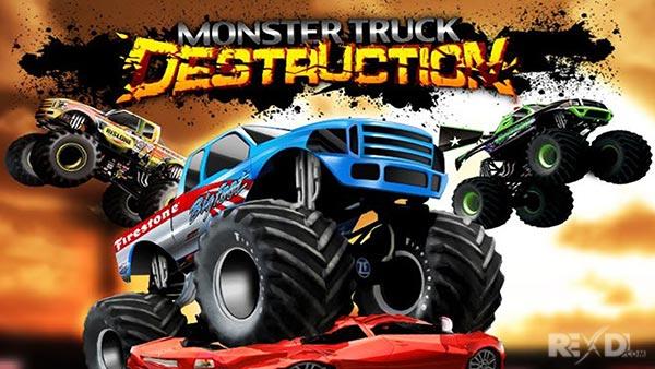 Monster Truck Destruction
