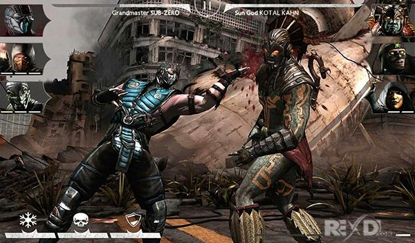 MORTAL KOMBAT X 2 2 0 Apk + (Mega MOD/Unlocked) + Data Android