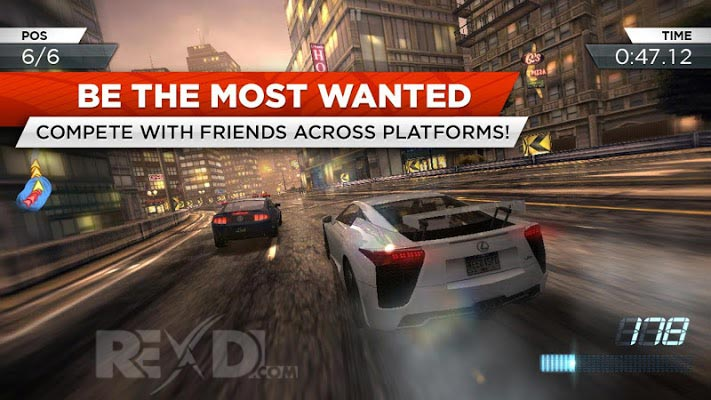 download game need for speed most wanted mod