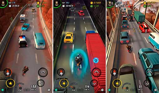 Moto Racing 2 Burning Asphalt Apk
