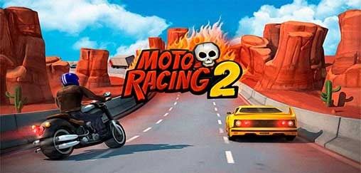 Moto Racing 2 Burning Asphalt