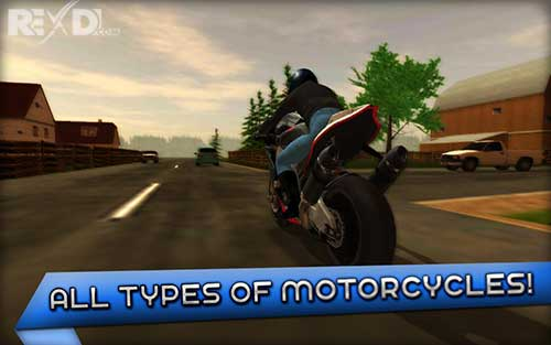 Motorcycle Driving 3D Apk