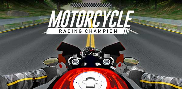 Motorcycle Racing Champion Cover