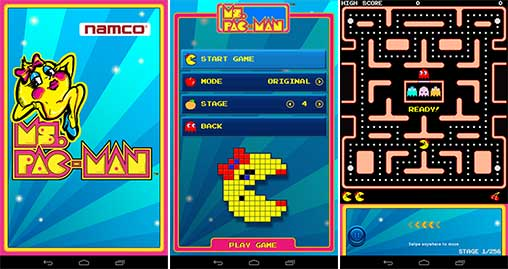 Ms. PAC-MAN by Namco 2.0.6 Full Apk for Android Download