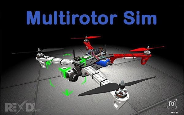 Multirotor Sim