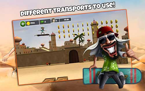 Mussoumano Game Apk