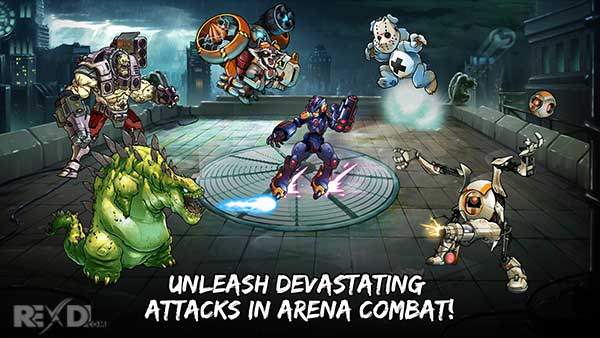 Mutants Genetic Gladiators Apk
