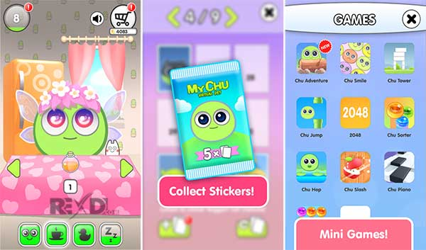 My Chu - Virtual Pet Apk