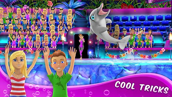 My Dolphin Show 2 1 54 Apk Mod Money for Android