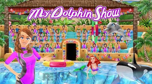 My Dolphin Show Mod