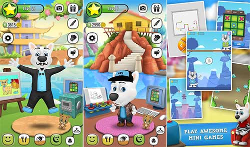 My Talking Dog 2 - Virtual Pet Apk