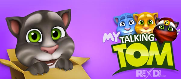 My Talking Tom 5 5 2 471 Apk + MOD (Coins/Unlocked) for Android