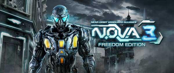 N O V A  3: Freedom Edition 1 0 1d Apk Mod Data Android