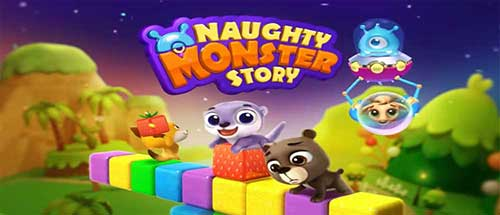 Naughty Monster Story