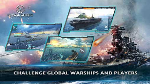 Naval Creed:Warships Apk