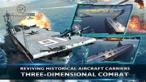 Naval Creed:Warships