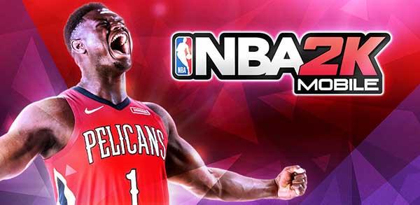 NBA 2K Mobile Basketball Mod