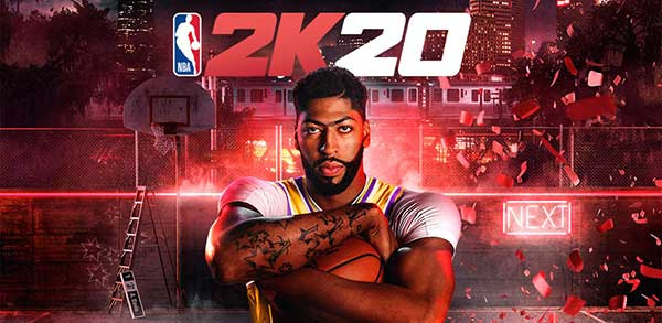 NBA 2K20 76 0 1 Apk + Mod (Unlimited Money) + Data for Android