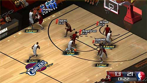 NBA All Net Apk