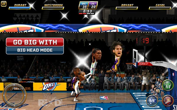 View Nba Jam App Cheats  PNG