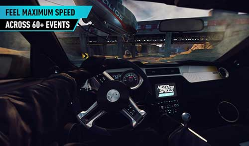 Need for Speed No Limits VR 1 0 0 Apk + Data for Android