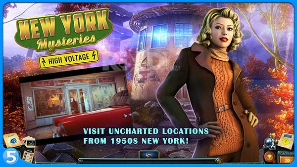 New York Mysteries 2 Full Apk