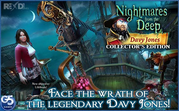 Nightmares Davy Jones android