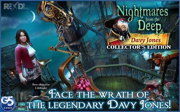 Nightmares Davy Jones android