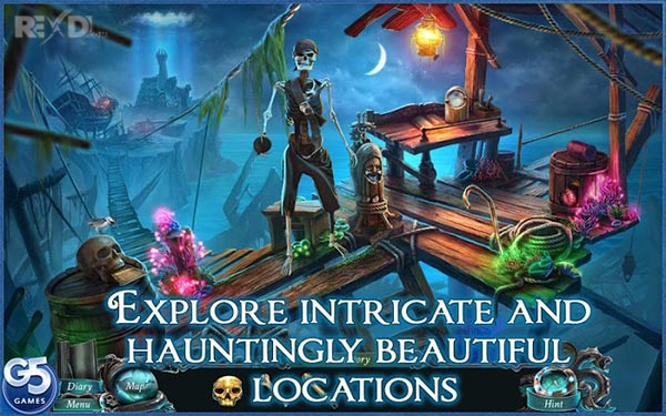 Nightmares Davy Jones apk